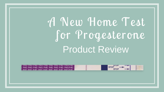 progesterone test strip