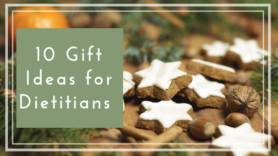 holiday gifts for dietitians